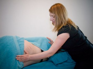 Relaxation and Labour Massage Tuition